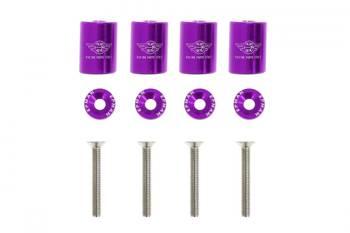Dystanse maski 6mm Purple