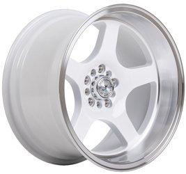 "Felgi aluminiowe 17"" 59 North Wheels D-004 17x9,5 ET5 5x100/108 White/polished"
