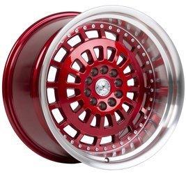 "Felgi aluminiowe 19"" 59 North Wheels D-007 19x11 ET20 5x114,3/120 Candyred/polished"