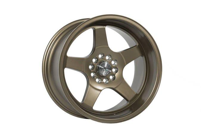 """Felgi aluminiowe 18"""" 59 North Wheels D-004 18x11 ET15 5x114,3/120 Mattebronze"""