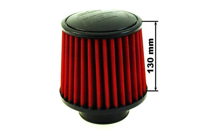 Filtr stożkowy AEM 21-203D 60-77MM